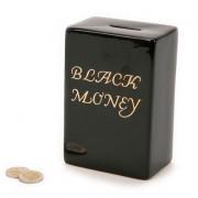 """Hucha Black Money """"Dinero Negro"""""""