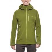Bergans Stegaros Jacket Men green tea/lime/navy XL Softshelljacken