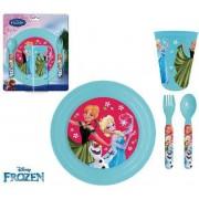 Disney Jégvarázs étkészlet