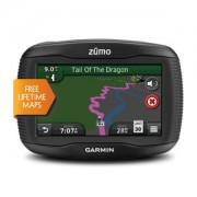 GPS Garmin ZUMO 390LM + Mapas Topo + 4 gb + Radares con voz