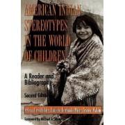 American Indian Stereotypes in the World of Children by Arlene B. Hirschfelder
