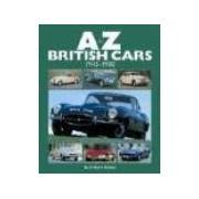 A-Z British Cars 1945-1980 HERRIDGE & SONS LTD Robson Graham