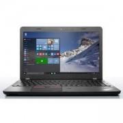 Лаптоп Lenovo ThinkPad Edge E560,Graphite Black,Intel Core i7-6500U(2.5GHz up to 3.1GHz,4MB) - 20EV001BBM/2