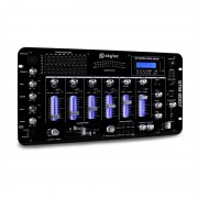 SKYTEC STM-3007 6-канален DJ смесител BLUETOOTH USB SD MP3 (Sky-172.736)