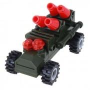 Puzzle vehiculo Asalto asamblea del juguete educativo de los ninos