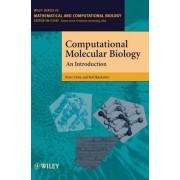 Computational Molecular Biology by Peter Clote