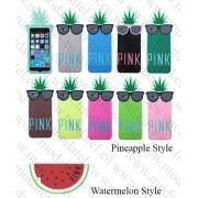 Apple iphone 6 Plus (силиконов калъф) 'Fruit Style'