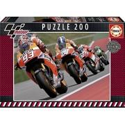 Educa 16348 - Puzzle da 200 Pezzi, Tematica Moto Gp
