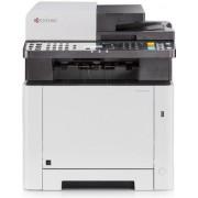 Multifunctional Kyocera ECOSYS M5521cdn, laser color, Fax, A4, 21 ppm, Duplex, ADF, Retea + Jucarie Fidget Spinner OEM, plastic (Albastru)