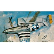Revell Of Germany 04928 1/144 Micro Wings P-51B Mustang