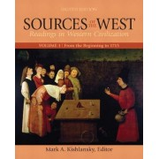 Sources of the West, Volume 1 by Mark A. Kishlansky