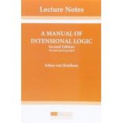 A Manual of Intensional Logic by Johan Van Benthem