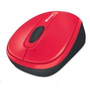 Myš Microsoft Wireless Mobile Mouse 3500 Flame Red Gloss (GMF-00293)