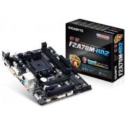 Gigabyte FM2+ GBT F2A78M-HD2 Scheda Madre, Nero