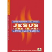 Jesus - Who is He? by John Priddle