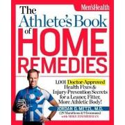 The Athletes Book of Home Remedies by Jordan Metzl