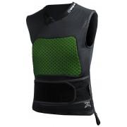 Amplifi MK II Armor Ochraniacz klatki piersiowej czarny S/M Ochraniacze na plecy i klatkę piersiową
