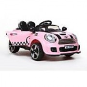 Kids car with LCD TV MINI COOPER style with fully control remote