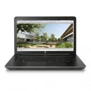 HP ZBook 17 G3, i7-6700HQ, 17.3 HD+, M1000M/2GB, 8GB, 500GB, DVDRW, ac, BT, FPR, W10Pro-W7Pro