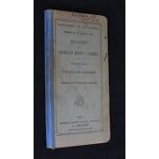 Règlement Du Service Dans L Armée, Troisième Partie : Service De Garnison (Commun Aux Diverses Armes Et Services)