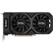 Placa video Palit GeForce GTX 1050Ti Dual OC 4GB GDDR5 128bit