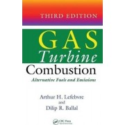 Gas Turbine Combustion by Arthur H. Lefebvre