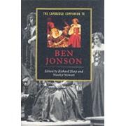 The Cambridge Companion to Ben Jonson by Richard Harp