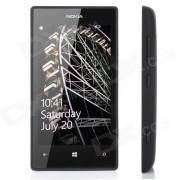 Nokia Lumia 525 Qualcomm 1.0 GHz Dual-Core WCDMA/GSM Bar Phone w/ 4.0'' Screen / FM - Black