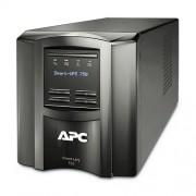 APC SMT750I SMART UPS 750VA LCD 230V. APC SMART UPS 500WATTS/750VA, INGRESSO 230V / USCITA 230V, INTERFACE PORT DB-9 RS-232 SMART-SLOT, USB.