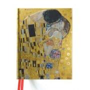 Gustav Klimt - The Kiss (Blank Sketch Book)