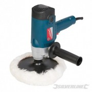 Silverline Silverstorm 1010W Polisher 180mm - 1010W 261884 5024763125447