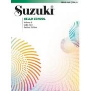 Suzuki Cello School, Vol 8 by Alfred Publishing