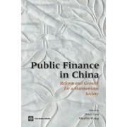 Public Finance in China by Shuilin Wang