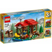 LEGO 31048 Huisje Aan Het Meer
