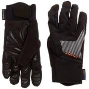 Ziener Bike Guanti UPS AS Crosscountry, Uomo, Bikehandschuhe UPS AS gloves crosscountry, nero, 6.5