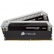Mémoire PC Corsair Dominator Platinum 32 Go (2x 16 Go) DDR4 3200 MHz CL16 - Kit Dual Channel 2 barrettes de RAMPC4-25600 - CMD32GX4M2C3200C16 (garantie à vie par Corsair)