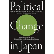 Political Change in Japan by Steven R. Reed