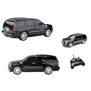XTR Toys Showcase Select Black GM Cadillac Escalade Radio Control R/C GM Models Car Vehicle Hobby Full Function Electric Large Size 1:24 Scale Ready to Run RTR 49MHz or 27MHz