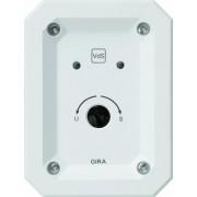 GIRA 013500 - electrical switches (White)