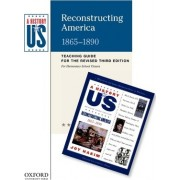 Reconstructing America Elementary Grades Teaching Guide, a History of Us by Joy Hakim