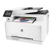 Multifuncional HP ColorLaserJet Pro200 M277dw, Copiadora,Fax,Impressora,Scanner , JET INTELLIGENCE,B3Q11A,ciclo mensal 30000 pág,Gigabit Ethernet, p & b até 19 ppm, cor até 19 ppm,Scanner 1200 dpi,duplex, Tela de toque,Apple AirPrint,hp ePrint,Admite m
