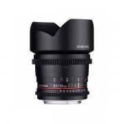 Obiectiv Samyang 10mm T3.1 VDSLR II EF pentru Canon
