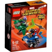 Mighty Micros: Spider-Man vs. Green Goblin (76064)