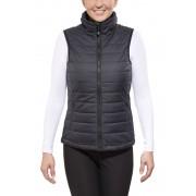 axant Alps Quilt Vest Women anthracite 44 Kunstfaserwesten