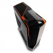 NZXT boîtier Phantom Noir & Orange