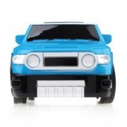 258stickers® Cool Mini Remote Control Car RC Super Sport Utility Vehicle Toy NO 388-16A Blue