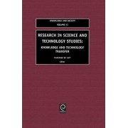 Research in Science and Technology Studies by M.de Laet