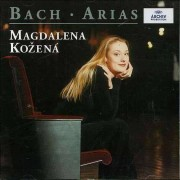 J.S. Bach - Arias (0028945736723) (1 CD)