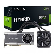 EVGA 08 G-P4 - 6278-kr NVIDIA GeForce GTX 1070 8 GB GDDR5 VR Ready FTW ibrida scheda grafica Gaming, colore: nero