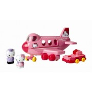 Set avion, HELLO KITTY, Preschool